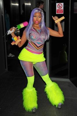 Nicki Minaj  Pixels Wide on Minajphotos Com    Nicki Minaj Photogallery    Part Of Nicki Minaj Org