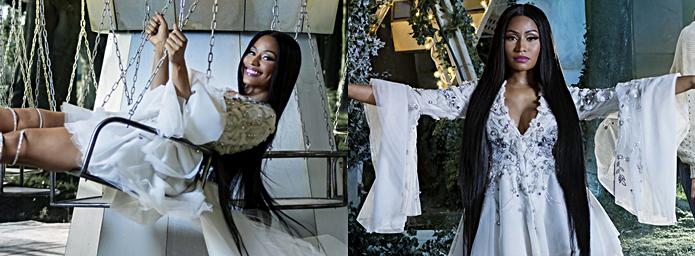 H&M photoshoot