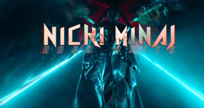 Nicki Minaj – Hard White Official Music Video