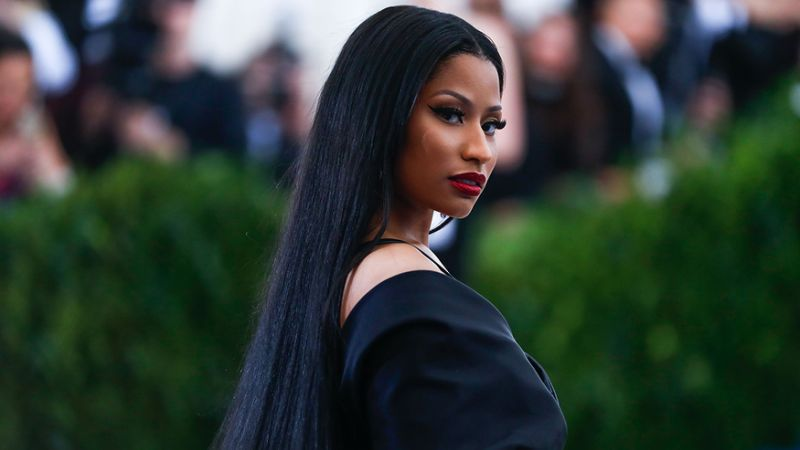 Nicki Minaj Signs With Azoffs' Full Stop Management (EXCLUSIVE)